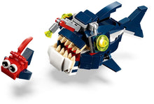 31088 Lego Anglerfish Creator Set