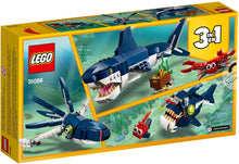 31088 Lego Deep Sea Creatures