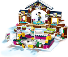 41322 Lego Friends Snow Resort Ice Rink