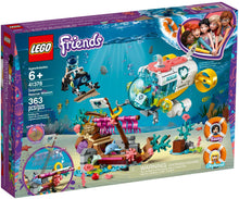 41378 LEGO Friends Dolphins Rescue Mission Building Set