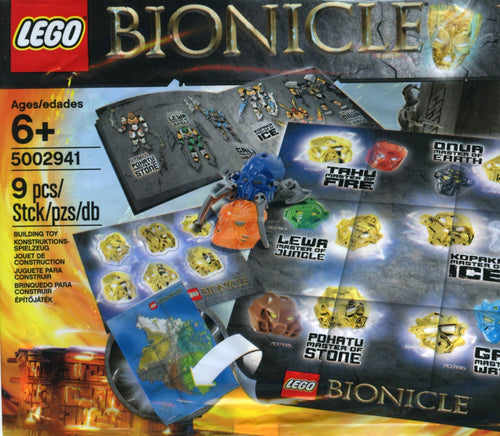 5002941 LEGO Bionicle: Mask of Fire