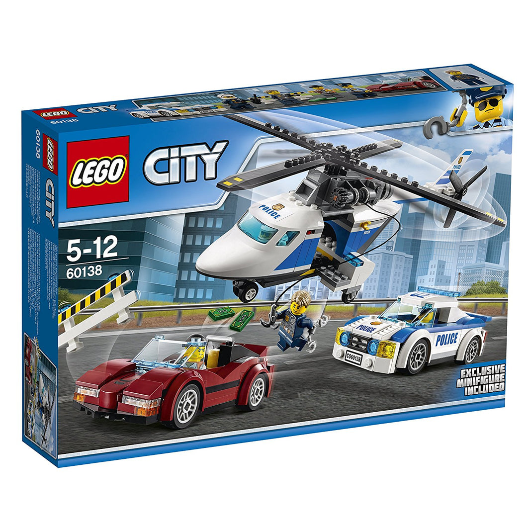 60138-1: High-speed Chase
