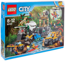 LEGO CITY 60161 Jungle Exploration Site Set
