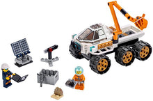 60225 LEGO CITY: Rover Testing Drive Building Set