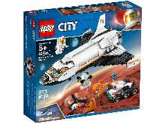 LEGO CITY 60226 Mars Research Shuttle Set