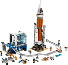 Lego City 60228 Deep Space Rocket and Launch Control Playset