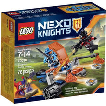 LEGO NEXO KNIGHTS 70310 Knighton Battle Blaster Set
