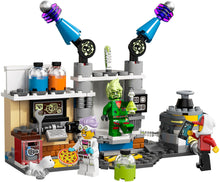 Lego 70418 Hidden Side J.B.'s Ghost Lab Model