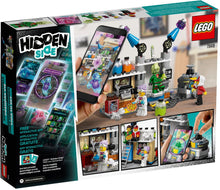 Lego 70418 Hidden Side  J.B.'s Ghost Lab Box