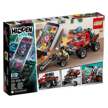 70421 Lego E l Fuegos stunts set