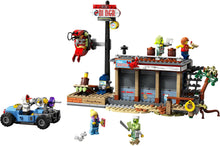 Lego 70422 Hidden Side Shrimp Shack Attack Playset