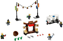 70607 LEGO NINJAGO: City Chase Set Playset