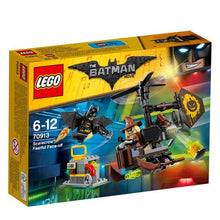 70913 LEGO BATMAN MOVIE: Scarecrow Fearful Face-Off