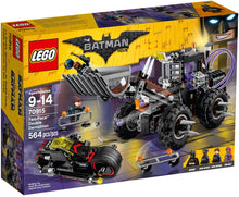 70915 LEGO BATMAN MOVIE: Two-Face Double Demolition Box
