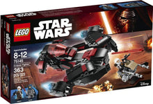 75145 Lego Star Wars Eclipse Fighter Box