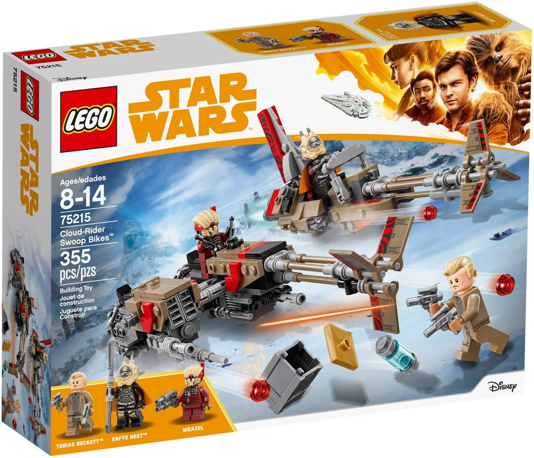 75215 LEGO Star Wars: Cloud-Rider Swoop Bikes