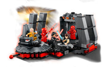 75216 LEGO Star Wars: Snoke's Throne Room