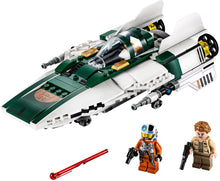 75248 Lego Star Wars A Wing Starfighter building set