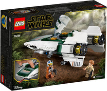 Lego 75248 Star Wards A Wing Starfighter Sets and Lego Minifigures