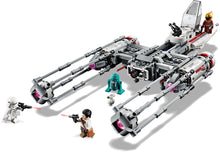 Lego Y Wing Starship Fighter Set