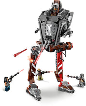 Lego 75254 AT-ST Raider Building set lifestyle