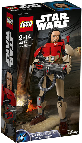 Lego 75525 Star Wars Baze Malbus Box