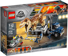 75933-1: T. Rex Transport