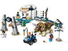 75937 LEGO Jurassic World: Triceratops Rampage