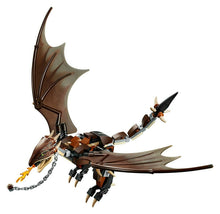 Lego Harry Potter Hungarian Horntail Dragon Model