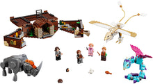 Lego 75952 Fantastic Beasts, Newt's Case of Magical Creatures Playset
