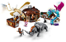 Lego 75952 Fantastic Beasts, Newt's Case of Magical Creatures Building Kit