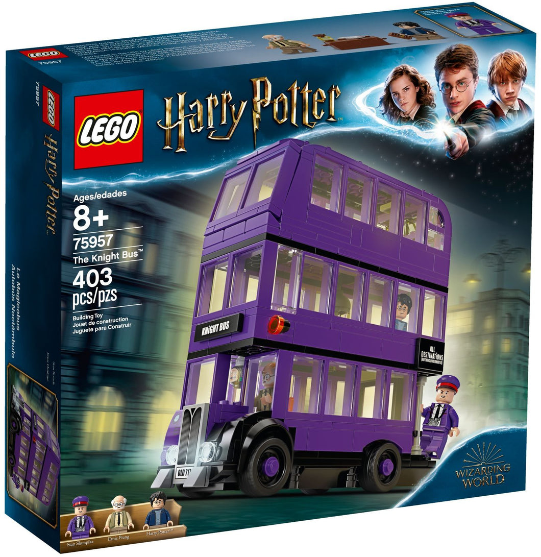 75957 LEGO Harry Potter: The Knight Bus