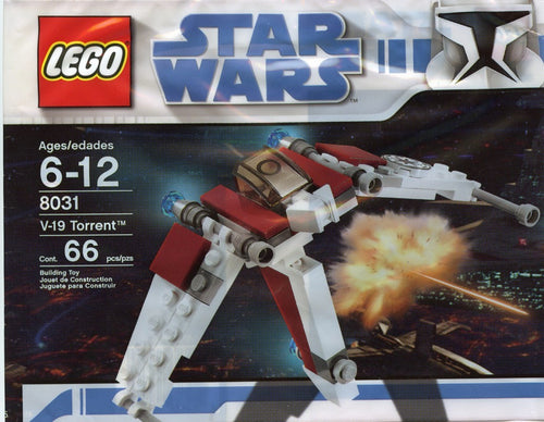 8031 LEGO Star Wars: V-19 Torrent Polybag