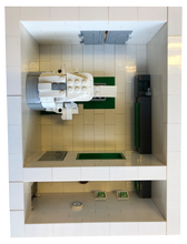 Linac Model with Removable Wall
