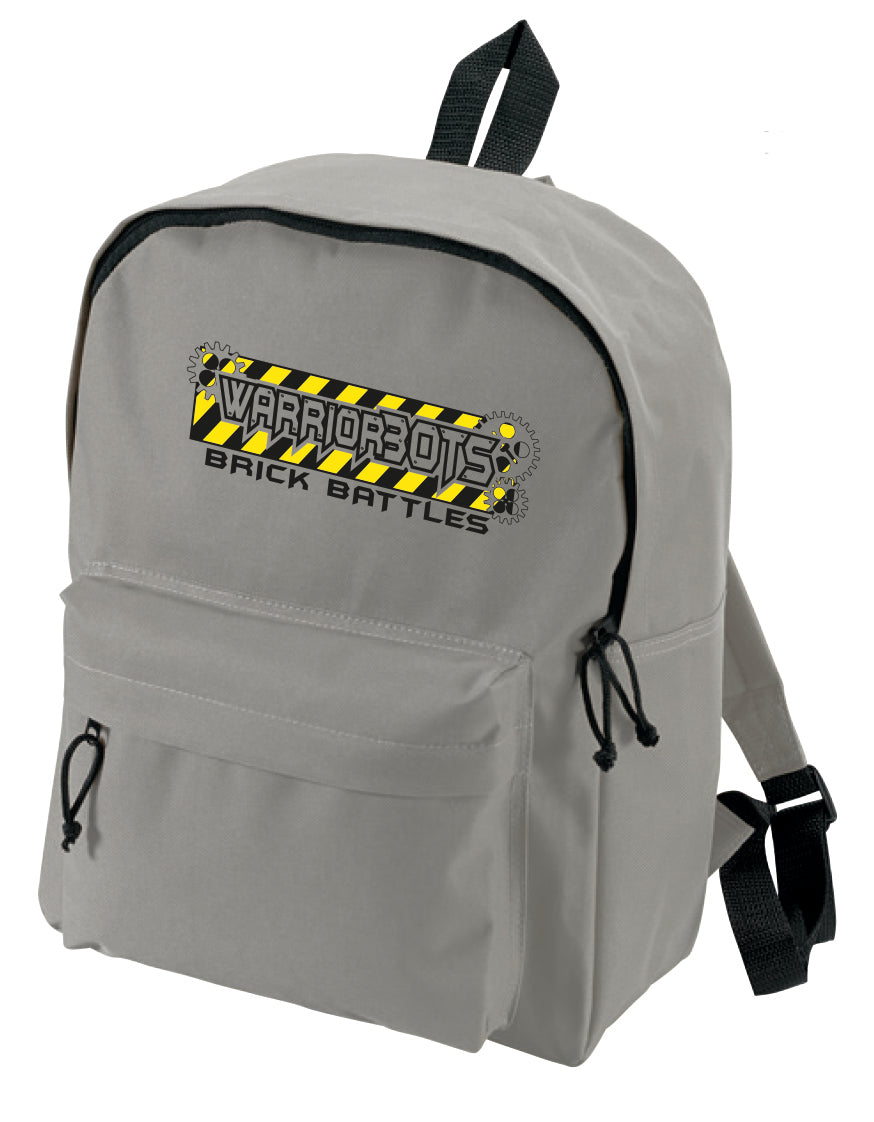 Warriorbots Backpack
