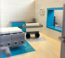 Ct Scanner Room Model Treatment Room