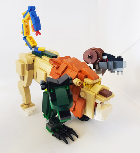 Bright Bricks Chimera Leg Set