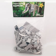 Bright Bricks Lego Model Elephant