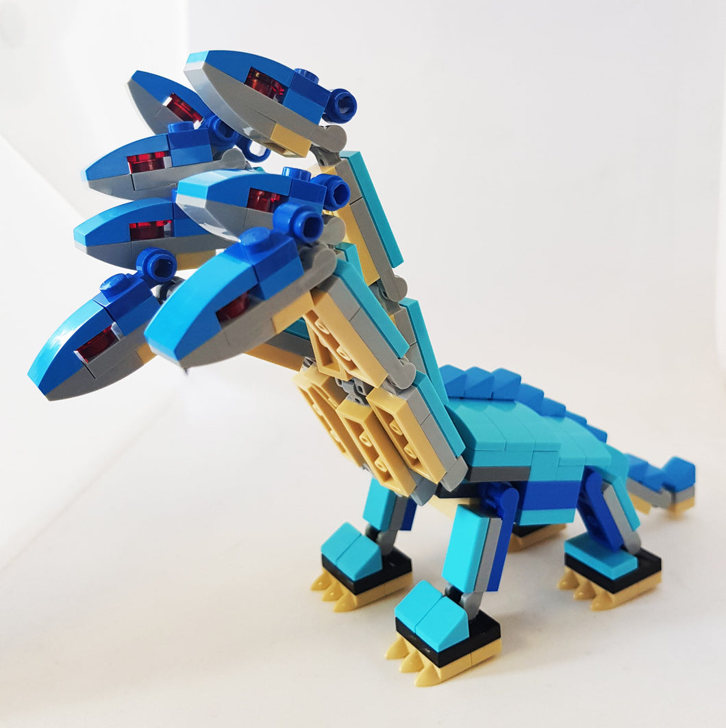 Bright Bricks Lego Hydra Set
