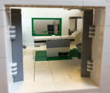 Linear Accelerator Model Treatment Room