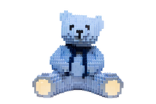 Blue Lego Teddy Bear