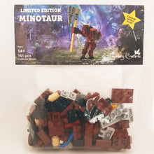 Bright bricks Minotaur lego Set