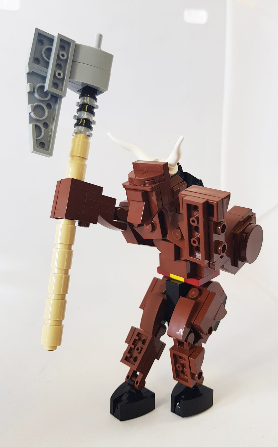 Bright Bricks Lego Minotaur Set