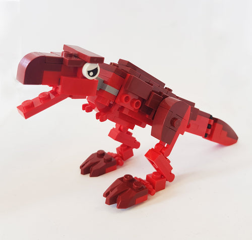 Bright Bricks T-Rex Dinosaur Kit