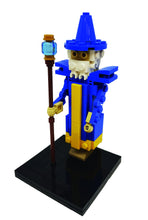 Bright Bricks Lego Wizard Building Kit
