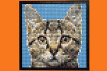 Build-It-Yourself Framed LEGO ® Brick Mosaic
