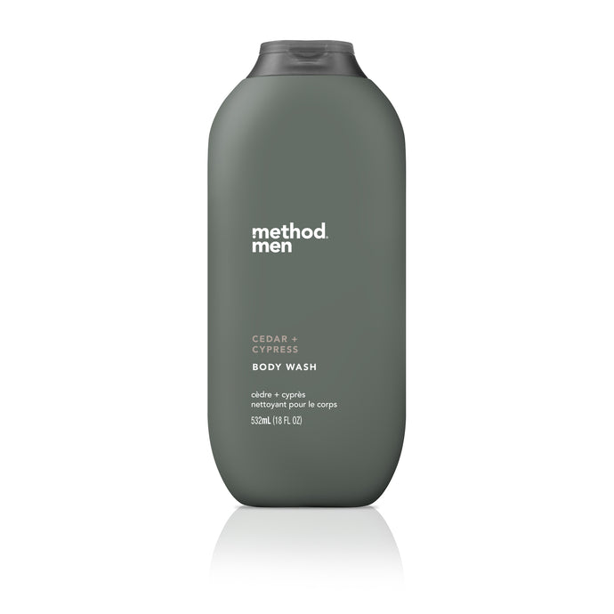 Method Men Body wash Cedar + Cypress 532ml
