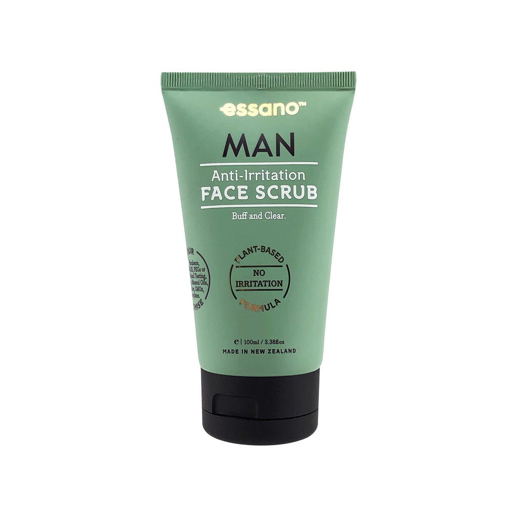 essano™ Man Anti-Irritation Face Scrub 100ml