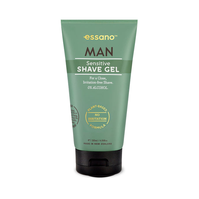 essano™ Man Sensitive Shave Gel 120ml