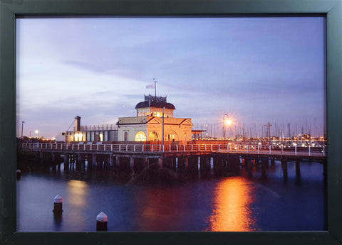 High Gloss Aluminium Photo Panel - 30 x 40cm